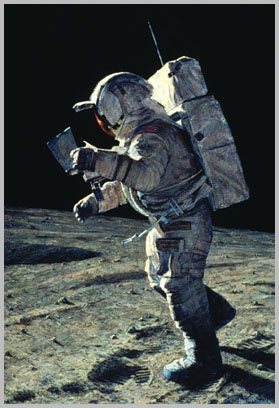 "Astronaut Ed Mitchell ""Navigator"""